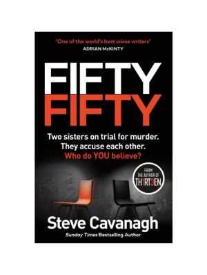 Fifty Fifty by Steve Cavanagh