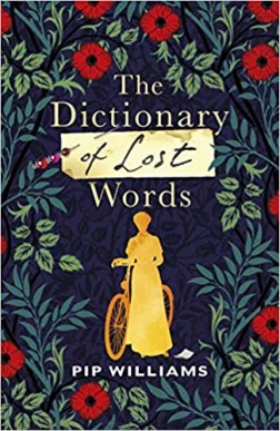 Cover of The Dictionary of Lost Words by Pip Williams