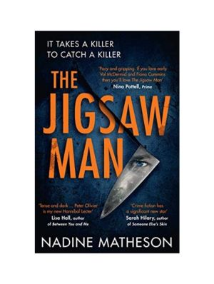 Book cover of The Jigsaw Man by Nadine Matherson