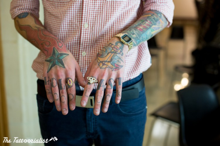 Luka Krasa tattoos photos by Nicolas Brulez aka The Tattoorialist