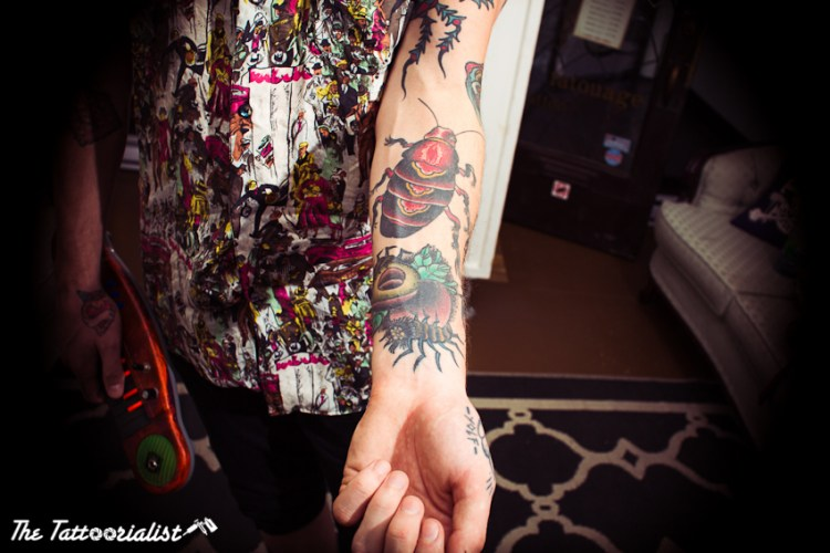 bodkin tattoo montreal photo by Nicolas Brulez aka The Tattoorialist