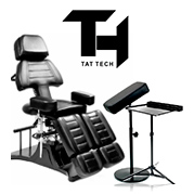 tattooing chairs for sale motorhome chair covers tattoo studio furniture the shop tat tech range