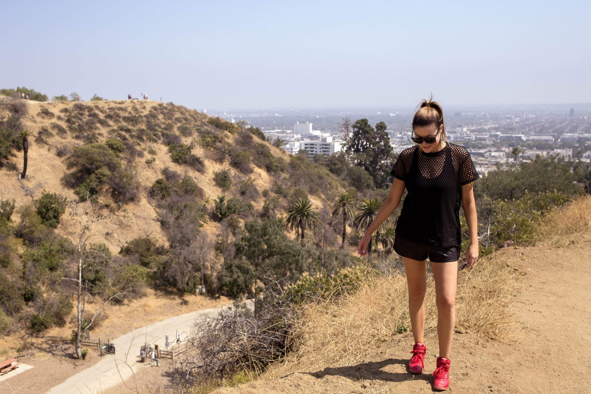 Runyon Canyon LA