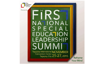 First National Special Education Leadership Summit