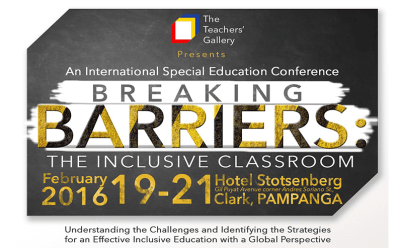 Breaking Barriers: The Inclusive Classroom