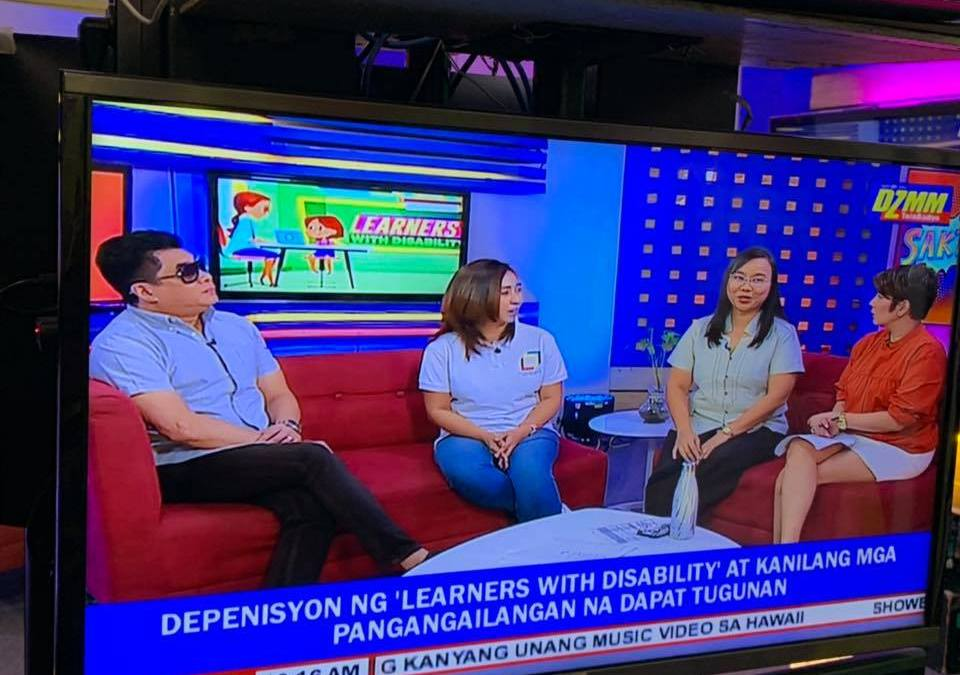 TTG at DZMM Sakto Program