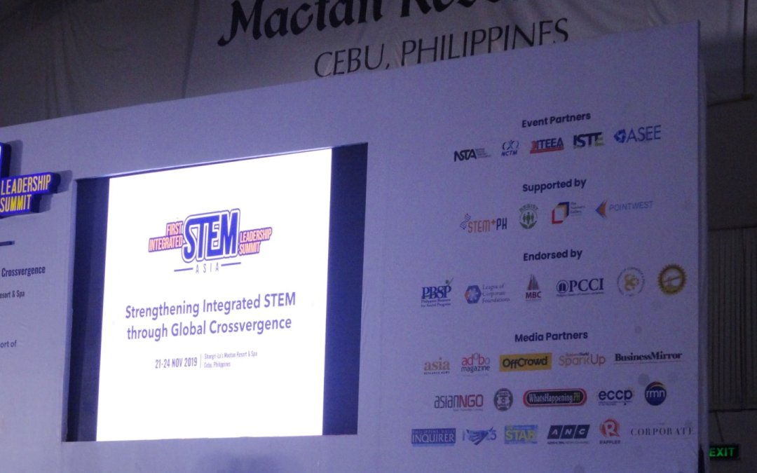 First Integrated STEM Leadership Summit in Asia