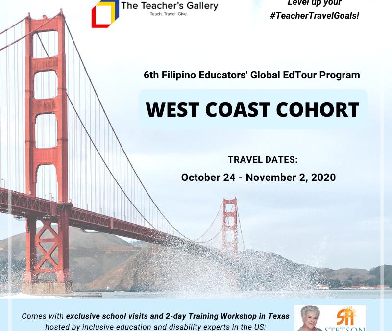 TTG Global EdTour 2020 – West Coast Cohort