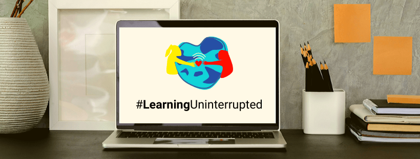 TTG Learning Uninterrupted logo