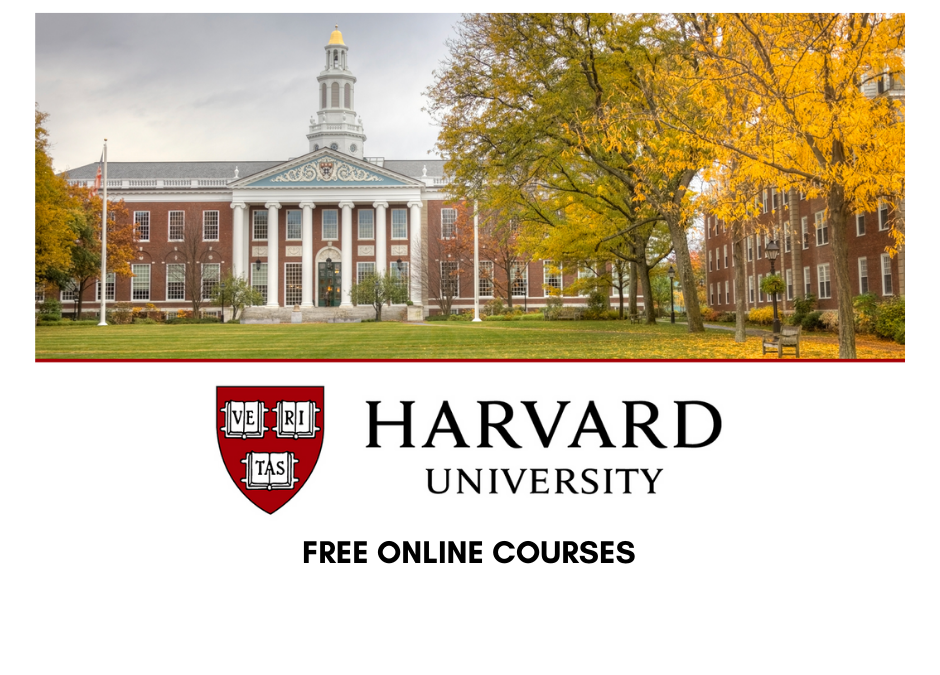 Free Online Courses from Harvard University