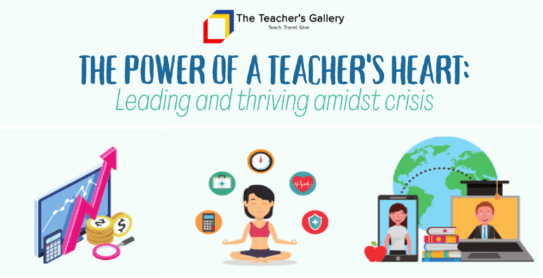 This time, it's about YOU, teacher friends!