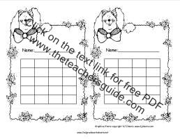 April Lesson Plans, April Holidays, and April Themes