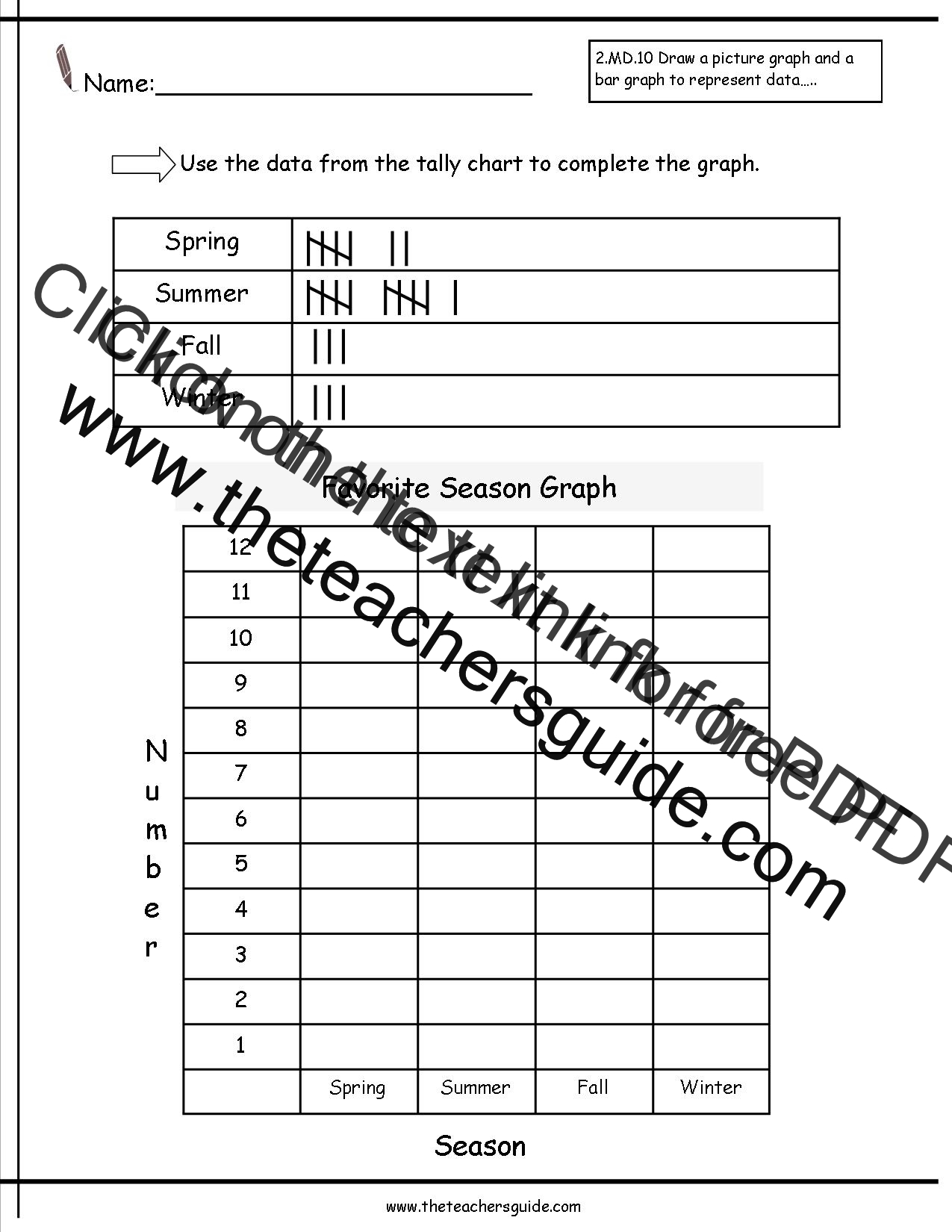 Plants Worksheet High School Graphs
