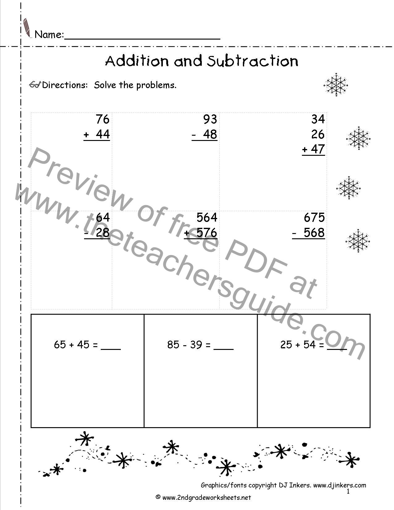 Winter Lesson Plans Themes Printouts Crafts