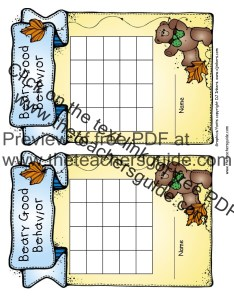 also free printable reward and incentive charts rh theteachersguide