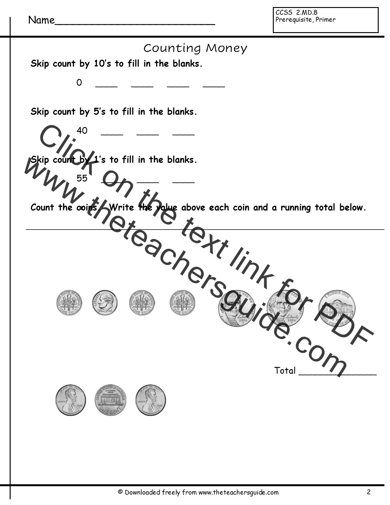 Printable Cards For First Grade Place Value Worksheet