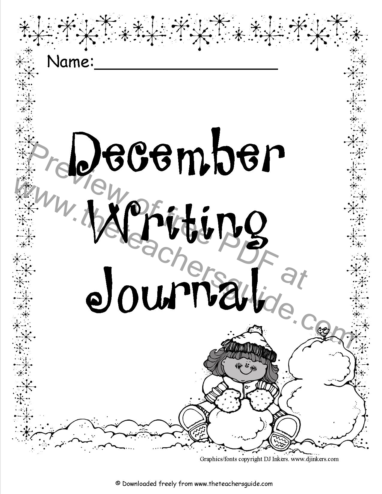 December Holidays, Lesson Plans, and Themes