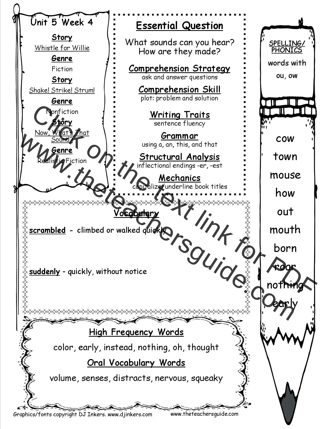 Teach Child How To Read Saxon Phonics 1st Grade Spelling List