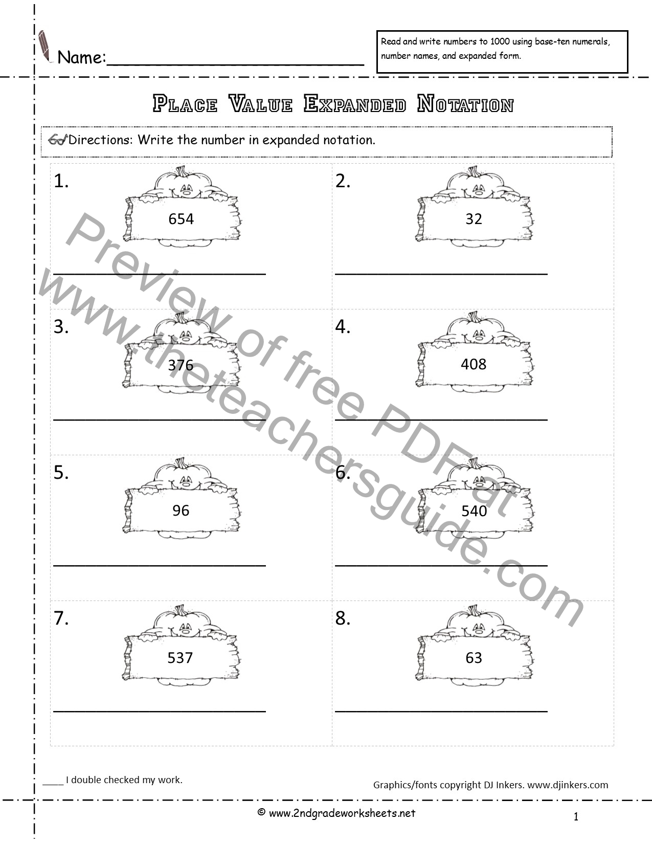 Candy Corn Maze Worksheet