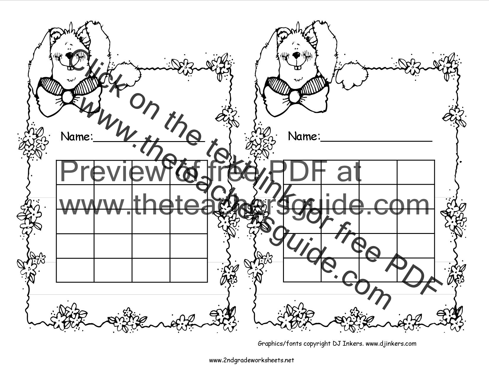 April Lesson Plans, April Holidays, and April Themes
