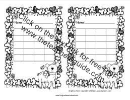 St. Patrick's Day Lesson Plans, Themes, Printouts, Crafts