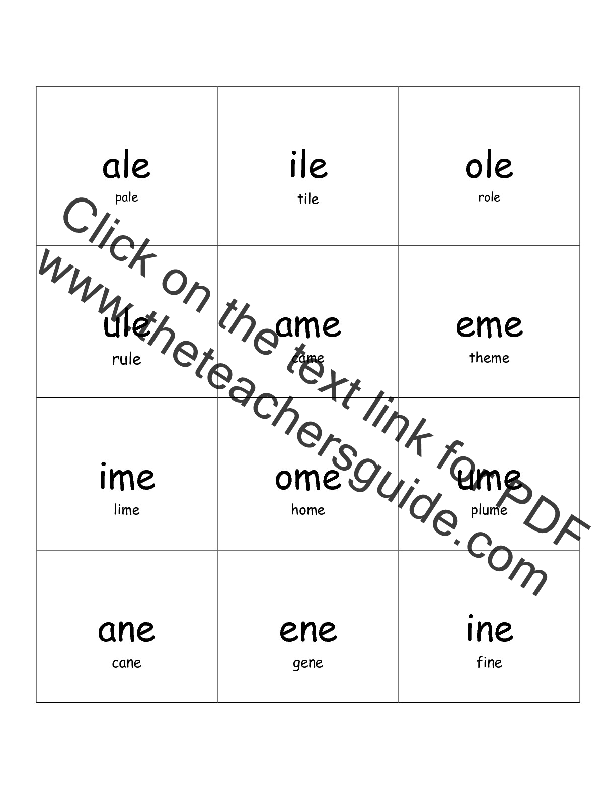 3 Letter Phonetic Words Worksheets