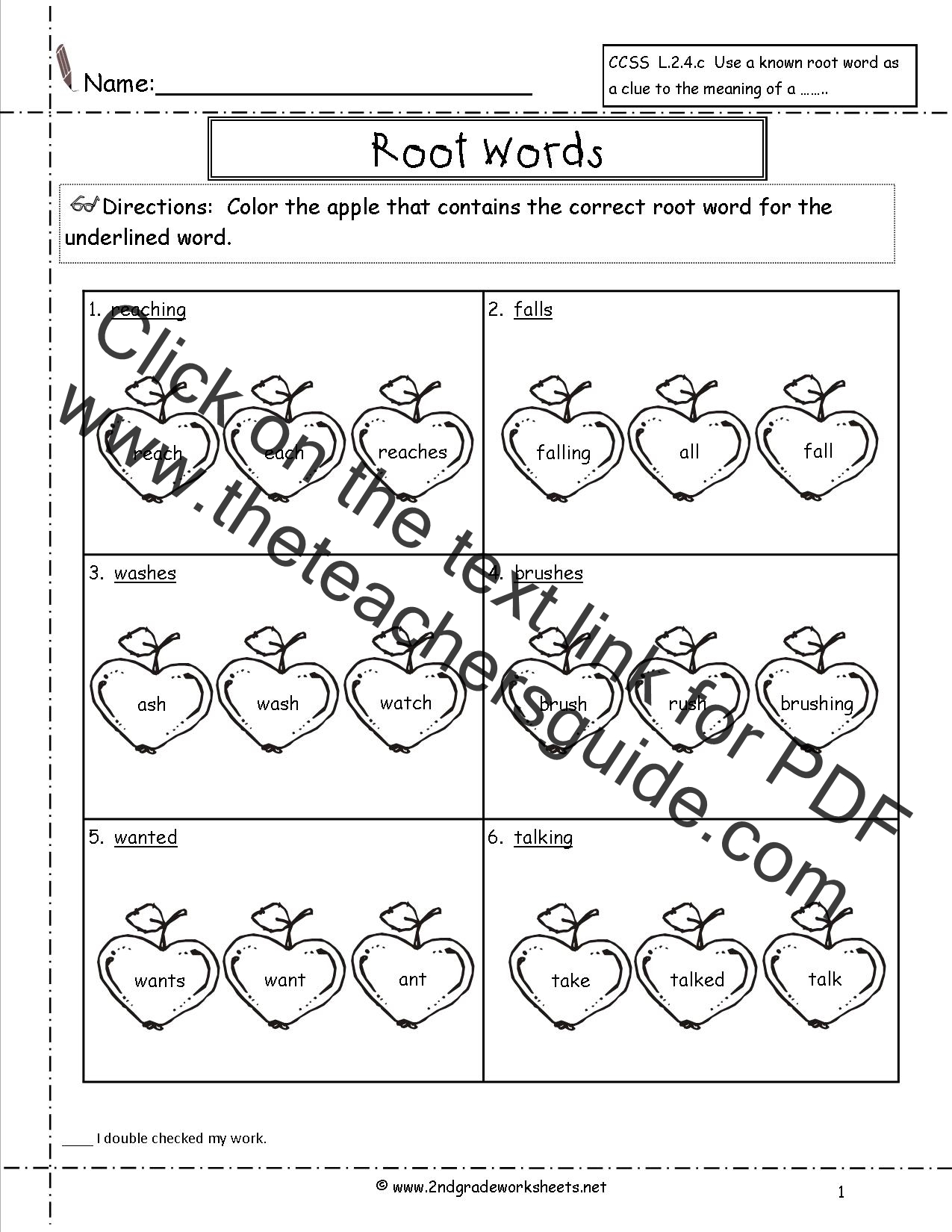 Worksheet Root Word Worksheets Worksheet Fun Worksheet Study Site