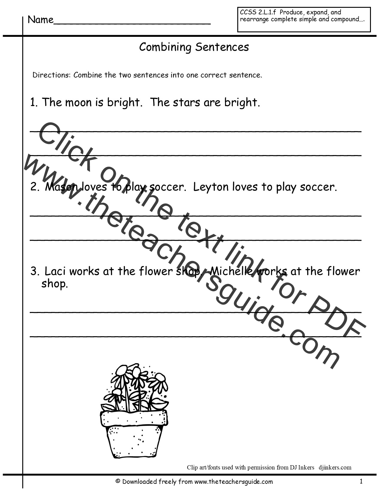 Wonders Second Grade Unit Three Week Five Printouts