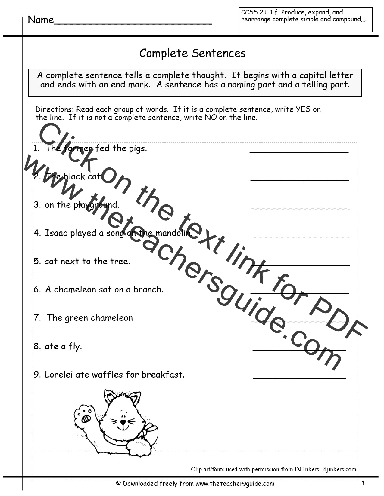 Free Printouts And Worksheets