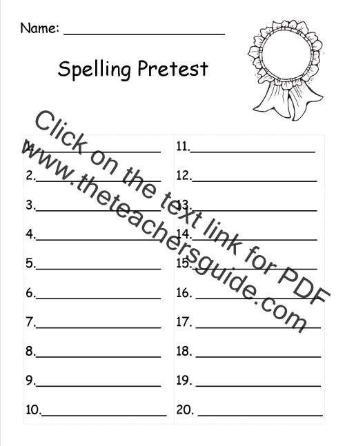 small resolution of Free printouts and resources for wonders unit two week two