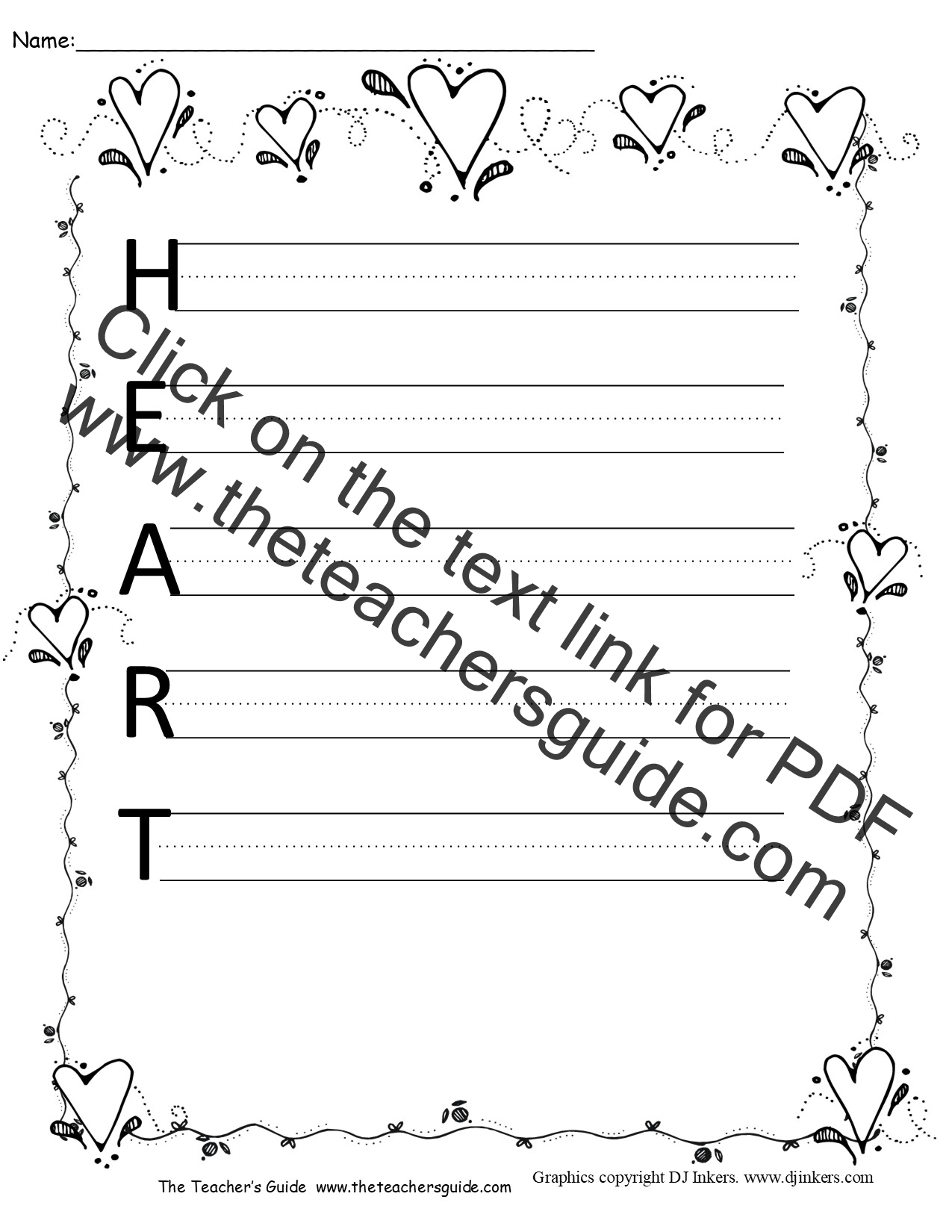 Valentine S Day Lesson Plans Themes Printouts Crafts
