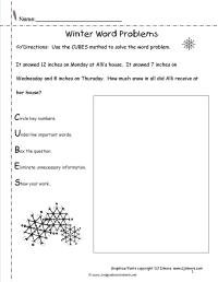 Winter Lesson Plans, Themes, Printouts, Crafts