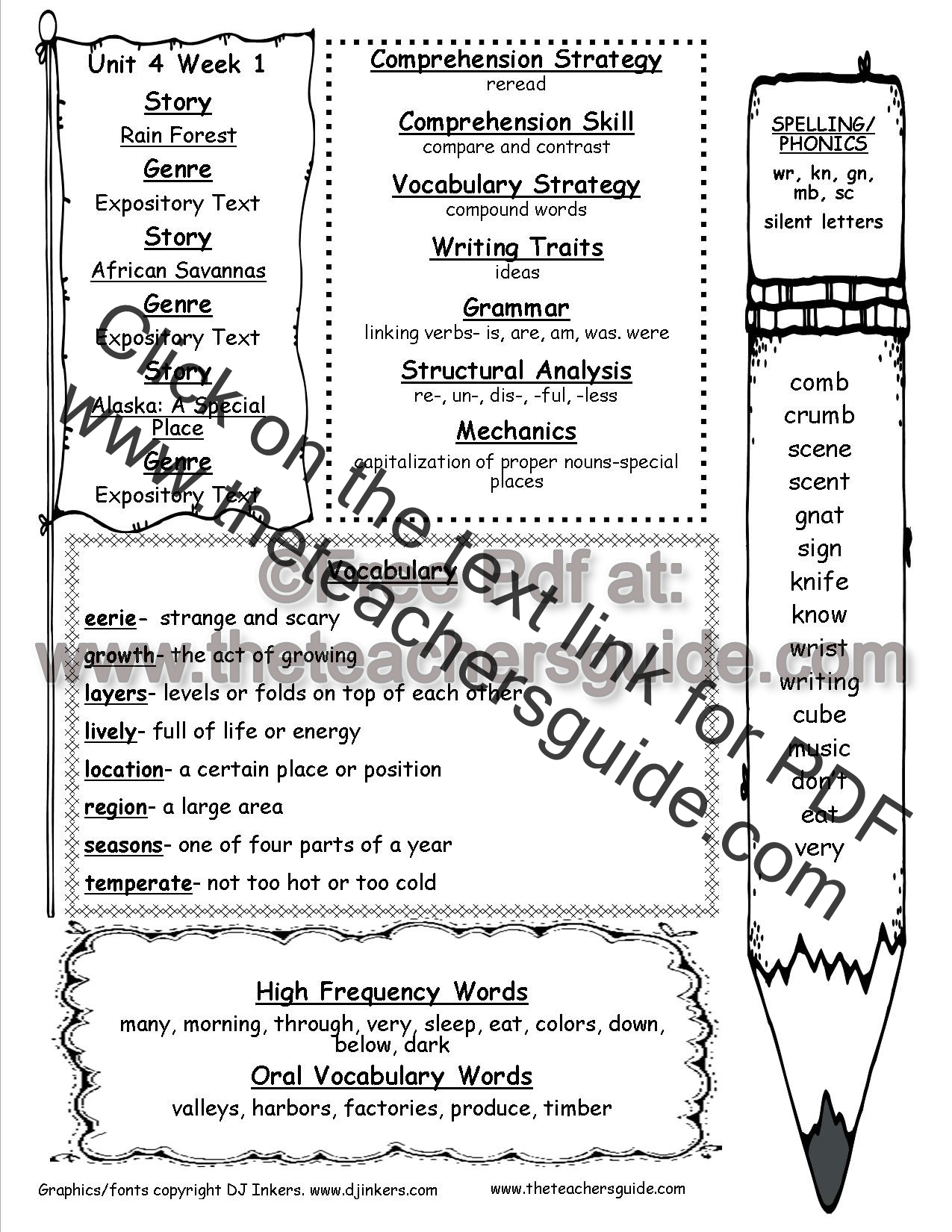 Earthquake Power Worksheet