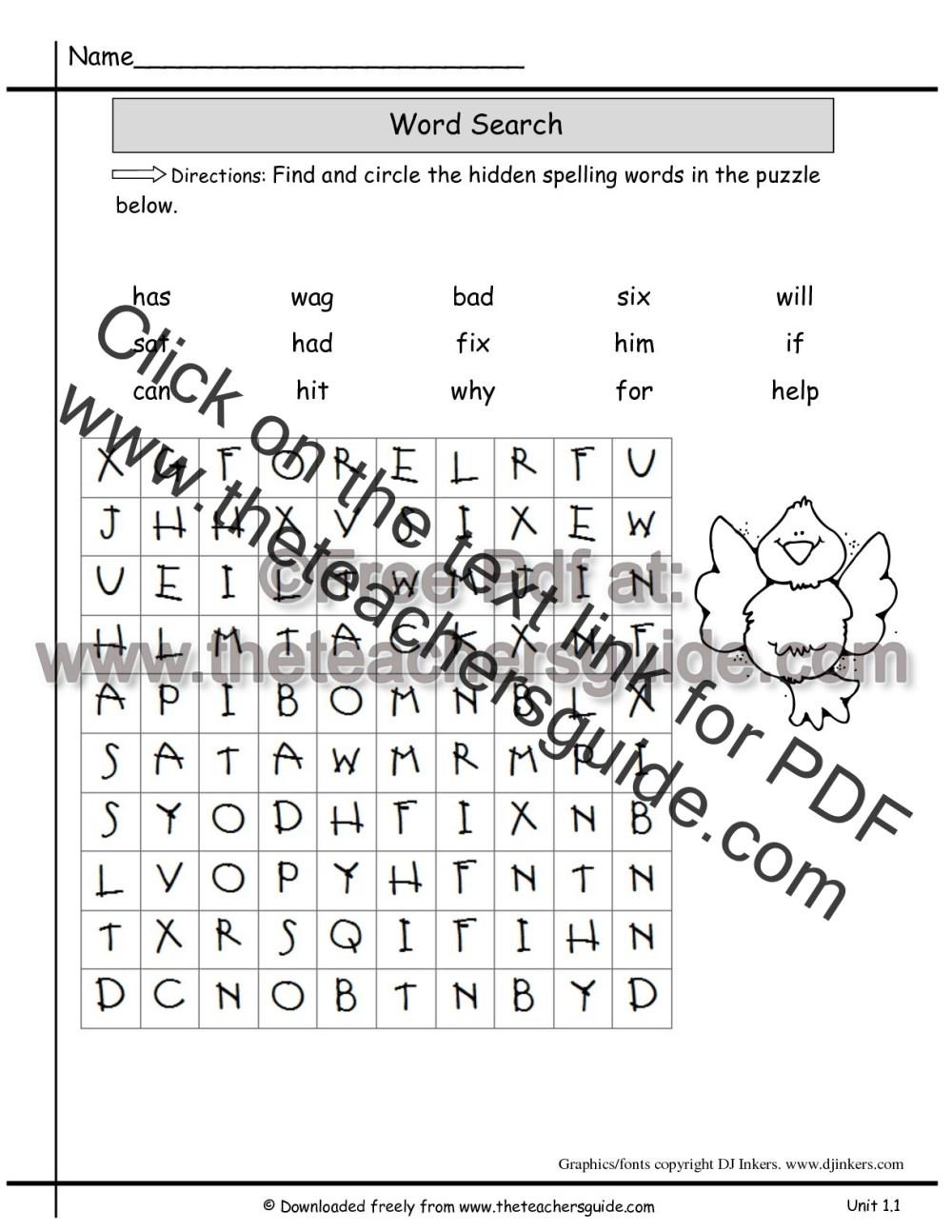 medium resolution of Wonders Second Grade Unit One Week One Printouts