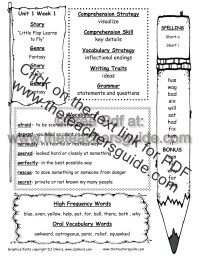 McGraw-Hill Wonders Second Grade Resources and Printouts