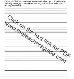 Creative writing prompts second grade :: shawnhumphries.com [ 1584 x 1224 Pixel ]