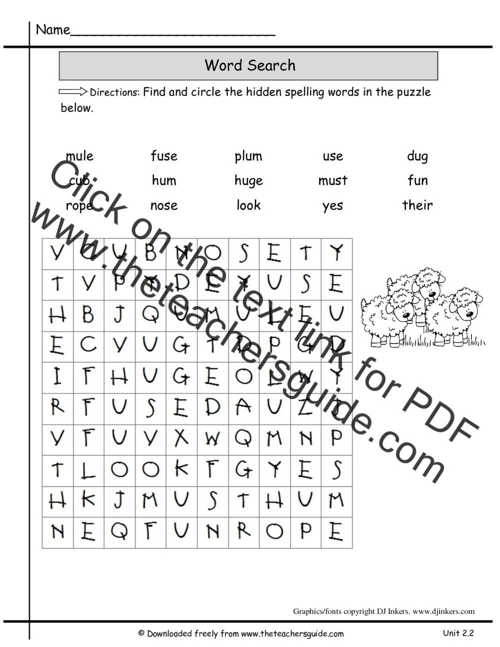 medium resolution of Wonders Second Grade Unit Two Week Two Printouts