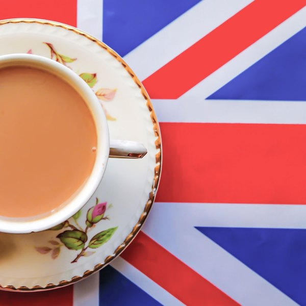 British Tea Trends