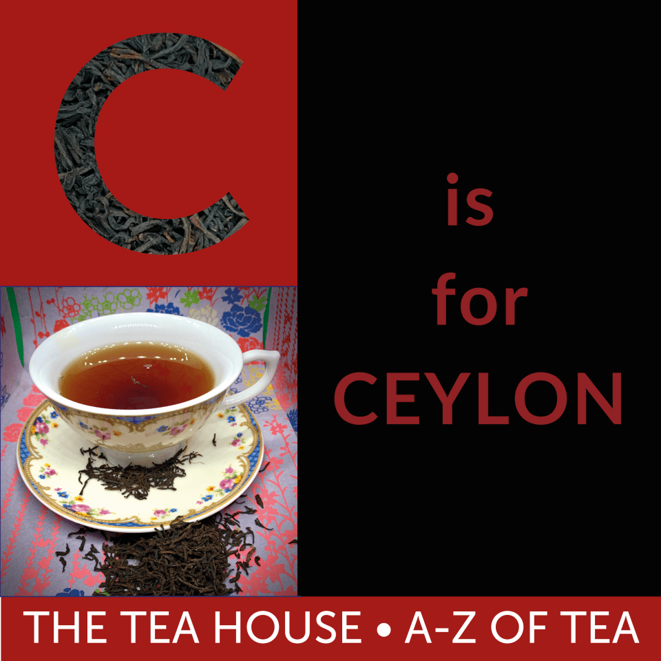 C is for Ceylon
