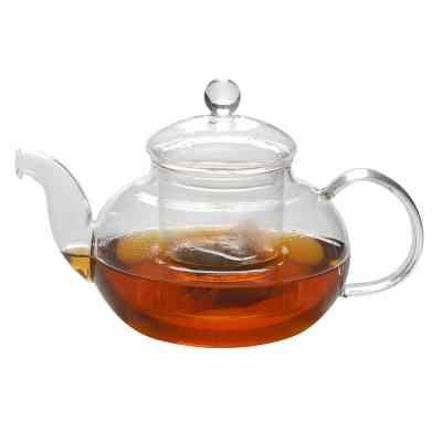 glass teapot infuser 800ml carmien