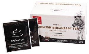 khoisan english breakfast tea bags