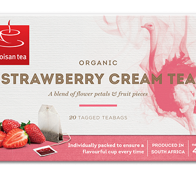 Khoisan Strawberry Cream Tea