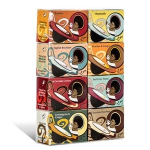 toni glass 8 piece gift box