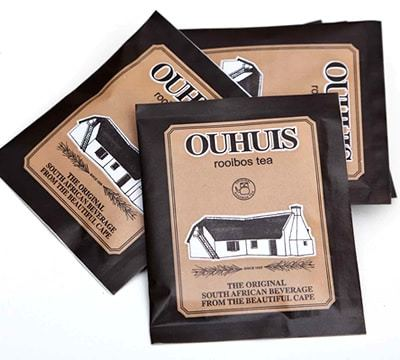 Ouhuis Rooibos Natural singles
