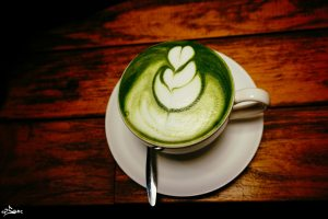 Matcha Latte by iSams