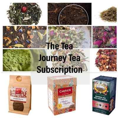 The Tea Journey Tea Subscription