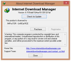 Download IDM Serial Number