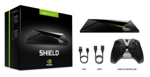 Nvidia Shield TVset
