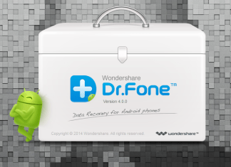 Dr Fone Android