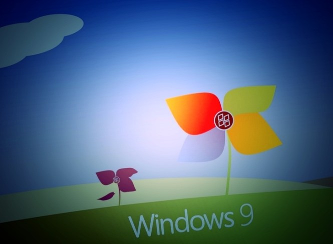 Windows 9 leaked image